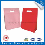 New Design Triangle Shape Paper Gift Bag with Magnet