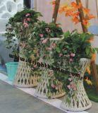 Handcraft Wicker Garden Flower Planter Pot Bp-F09