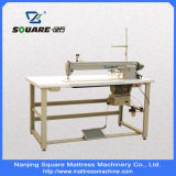 Long Arm Label Sewing Mattress Machine