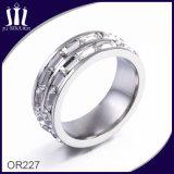 Custom Design Gemstones Ring