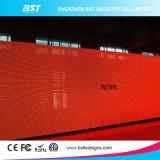 Super Slim P10mm Indoor Full Color Transparent LED Mesh/Curtain Display Screen
