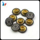 9mm Gunmetal Small Metal Brass Rivet for Jeans