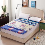 Wholesale Quilted Full Hotel Microfiber Spring Mattress Topper Mattress Pad