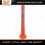 80cm EVA Reflective Traffic Flexible Bollard/Warning Post/Delineator