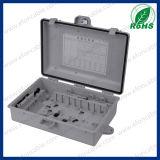 Material ABS FTTH Fibra Optica Caja De Terminales 32 Ports