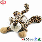Nici Leopard Lovely Lyaing Stuffed Quality CE Plush Standard Toy