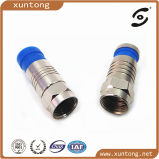 RG6 / Rg11 Waterproof Compression F Connector