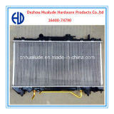 Automobile Engine Cooling System Radiator for Toyota OEM: 16400-74790