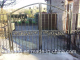 Metal High Quality Wrought Iron Doors
