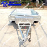 New Style Tandem ATV Trailer with 1000mm Cage (SWT-TT95)