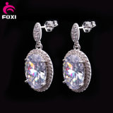 Big Stone Earring Design for Women Gifts