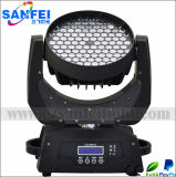 108X3w RGBW LED Moving Head Stage Lighting