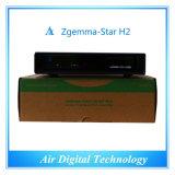 Multimeida Player with Original Enigma2 Linux OS Turbo 8psk DVB-S2 DVB T2 Smart TV Receiver Zgemma-Star H2