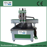 3 Spindles Chinese Woodworking CNC Router