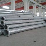Zinc Galvanized Electricity Transmission Steel Pole
