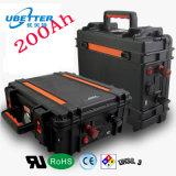 12V100ah ~ 180ah Lithium Ion Battery Pack Fishing Light Fishing Equipment