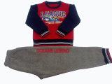 Boy Nunmber Sweatshirt Pyjamas, Kids Sports Suit in Children′s Clothes