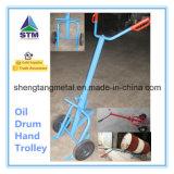 Steel Oil Dispensing Drum Trolley 500kg