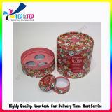 Pure Handmade High Quality Tube Paper Box for Powder Puff