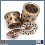 Copper Self-Lubricating and Oil-Free Bushing for Bearing (MQ2051)