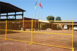 6ftx9.5FT Powder Coated Temporary Fence for Canada