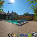 Wood-Plastic Composite Decking Technics WPC Decking (TW-02)
