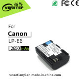 New Decoding Digital Camera Battery for Canon Lp-E6 Display Electricity Quantity