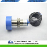 Lm40 Cylinder Flush Type Inductive Proximity Sensor Switch