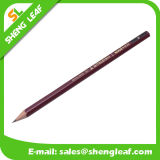 Pantone Color Wooden Custom Logo Pencil (SLF-WP005)