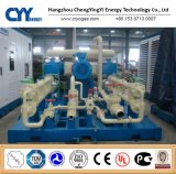 High Pressure Oxygen Argon Nitrogen Carbon Dioxide Filling Station Skid