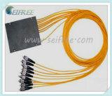 1*8 ABS Box PLC Splitter (FTTH CATV Splitter)