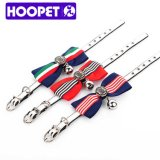 Hoopet Bell Bow Tie Pet Dog Collar Leash for Wholesale