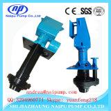Elastomer Lined Vertical Slurry Sump Pump (100RV)