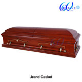 Amy Casket Matt Gloss Velvet American Loved Coffin and Casket