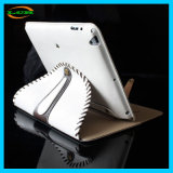 Head Layer Cowhide Case for iPad with Stand