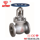 API Cast Steel Flanged Ends Globe Valve
