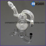 Smoking Pipe Glass Teapot Atomizer (MP4)
