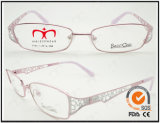 Fashionable Eyewear for Ladies Hot Selling Reading Glasses (WRM410011)