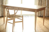 Solid Wooden Dining Table Living Room Furniture (M-X2906)