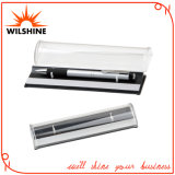 The Most Popular Plastic Pen Case for Promotion Set (BX001)