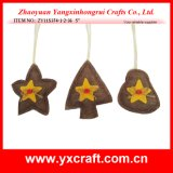 Christmas Decoration (ZY11S374-1-2-3) Christmas Craft Gift Ornament Product