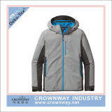 Mens Waterproof Windproof Softshell Jacket with High Quality