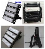 Panel Design 400W 300W 200W LED Flood Light UL Driver Philips SMD 5years Warranty