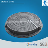 En124 D400 Stainless Steel Manhole Pipe Cover, Electricity Manhole Cover