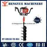 2015 High Quality 52cc Ground Drill Earth Auger for Digging