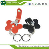2GB Leather USB Memory Stick for Business Gift