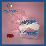 Clear Transparent Jewelry Gift Packing Box (CMG-PVC-005)