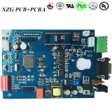 Multilayer Customized Industry Control 2oz PCB and PCBA Assembly