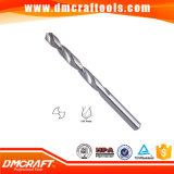 DIN338 HSS Edge Ground White Finish Twist Drill Bit