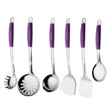 7PCS Stainless Steel Kitchenware